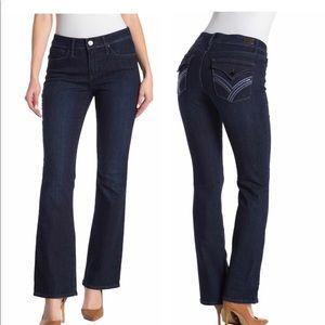 Seven7 Size 16 Rocker Slim Boot Jeans